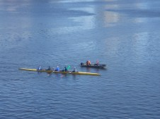 Harvard Row Team, Charles River Boston