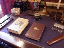 Gibson House Museum, John Hammond Gardner, Jr.'s Desk