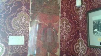 Sample of original wallpaper