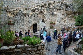 The Garden Tomb - Jerusalem 2011