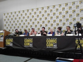 Comics Arts Conference Panel