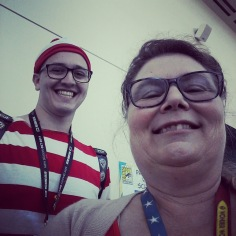 I found Waldo