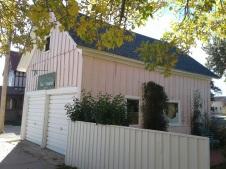 Heart's Desire B&B - carriage house (now garage)