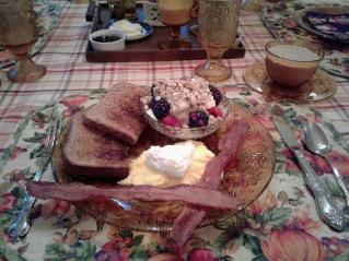 Heart's Desire B&B - Breakfast